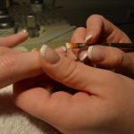 salone ricostruzione unghie pubblicità